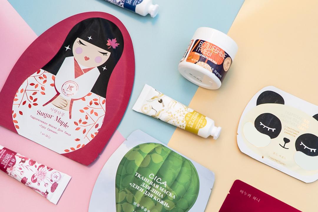 Корейская косметика в эйвон лореаль косметика для волос купить спб