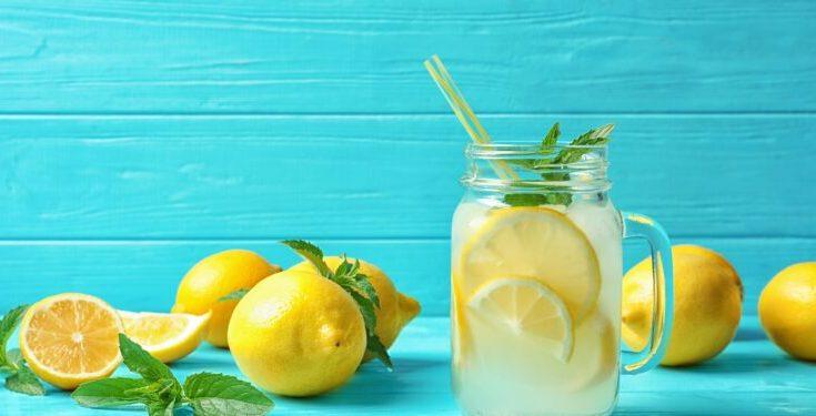 Zitronenwasser In Der Schwangerschaft